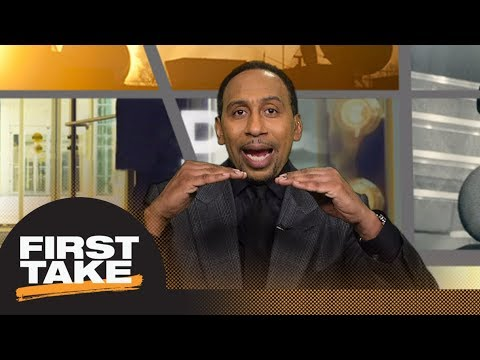Stephen A.: Rockets to sign LeBron or DeAndre Jordan next summer | First Take | ESPN