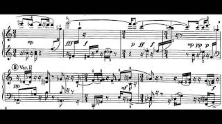 Milton Babbitt - Semi-Simple Variations (with score) (1956)