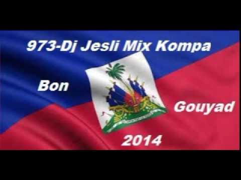 Mix Kompa Bon Bagay 2014 . Mixé ParDj Jesli 973
