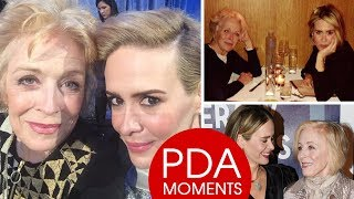 sarah paulson and holland taylor relationship