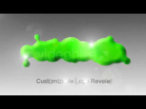 After Effects Project Files - Fluid logo reveler - VideoHive