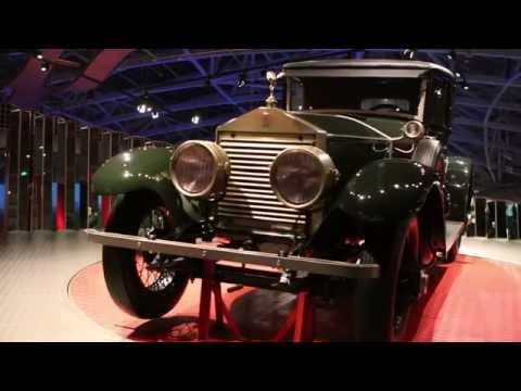 Inside the Beijing Auto Museum | Driving.ca
