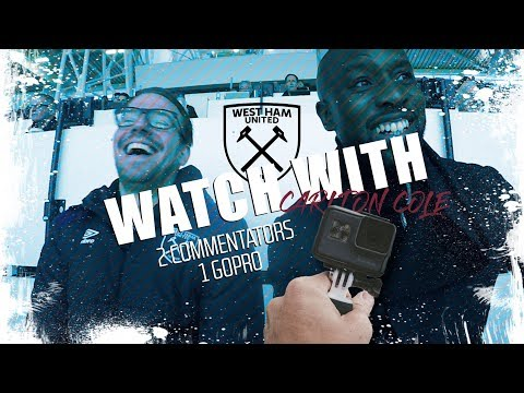 WATCH WITH: CARLTON COLE IS PURE ENTERTAINMENT