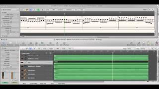 [mp3][DTM] Johann PachelbelのCanon (バロック風)