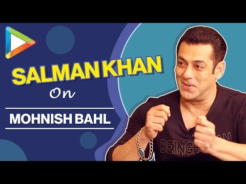 EPIC: Salman Khan REVEALS How Mohnish Bahl was Selected For Maine Pyaar Kiya | Notebook