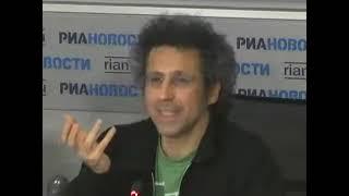 Пресс конференция фильма Generation П 11.04.11