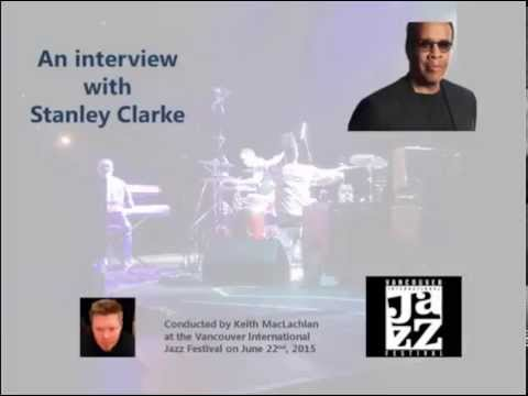 An Interview with Stanley Clarke