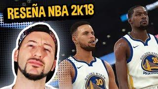 2K GAMES PRESIONA A MEDIOS PARA QUE DEN BUENAS REVIEWS?! | NBA 2K18: Reseña Delcarajo