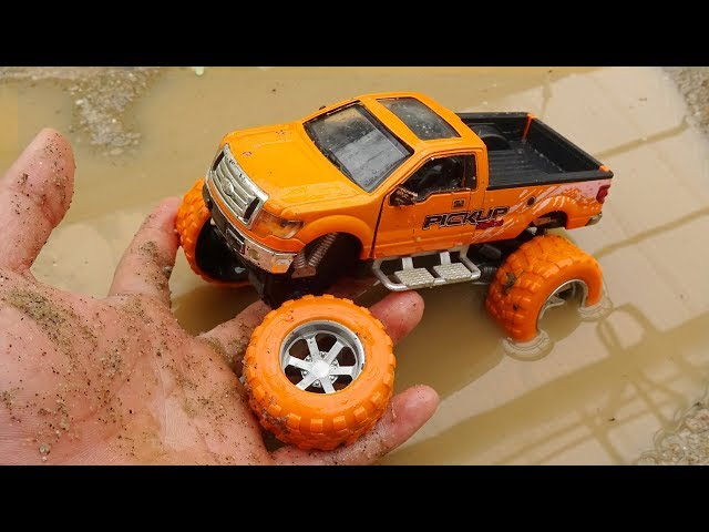 Crane truck, terrain vehicles, car, animals, limousines - Toys for kids I110P