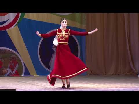 Ансамбль армянского танца «Ераз», танец «Узундара»
