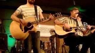 Unter Uns Darwinfinken - Jupiter Jones - live @ Maarwegstudios Köln - Akustisch - 27.06.2010