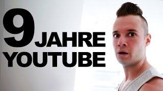 9 Jahre Youtube