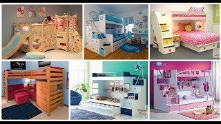 Ahorra espacio en el cuarto de tus pequeños con estas grandiosas ideas de literas