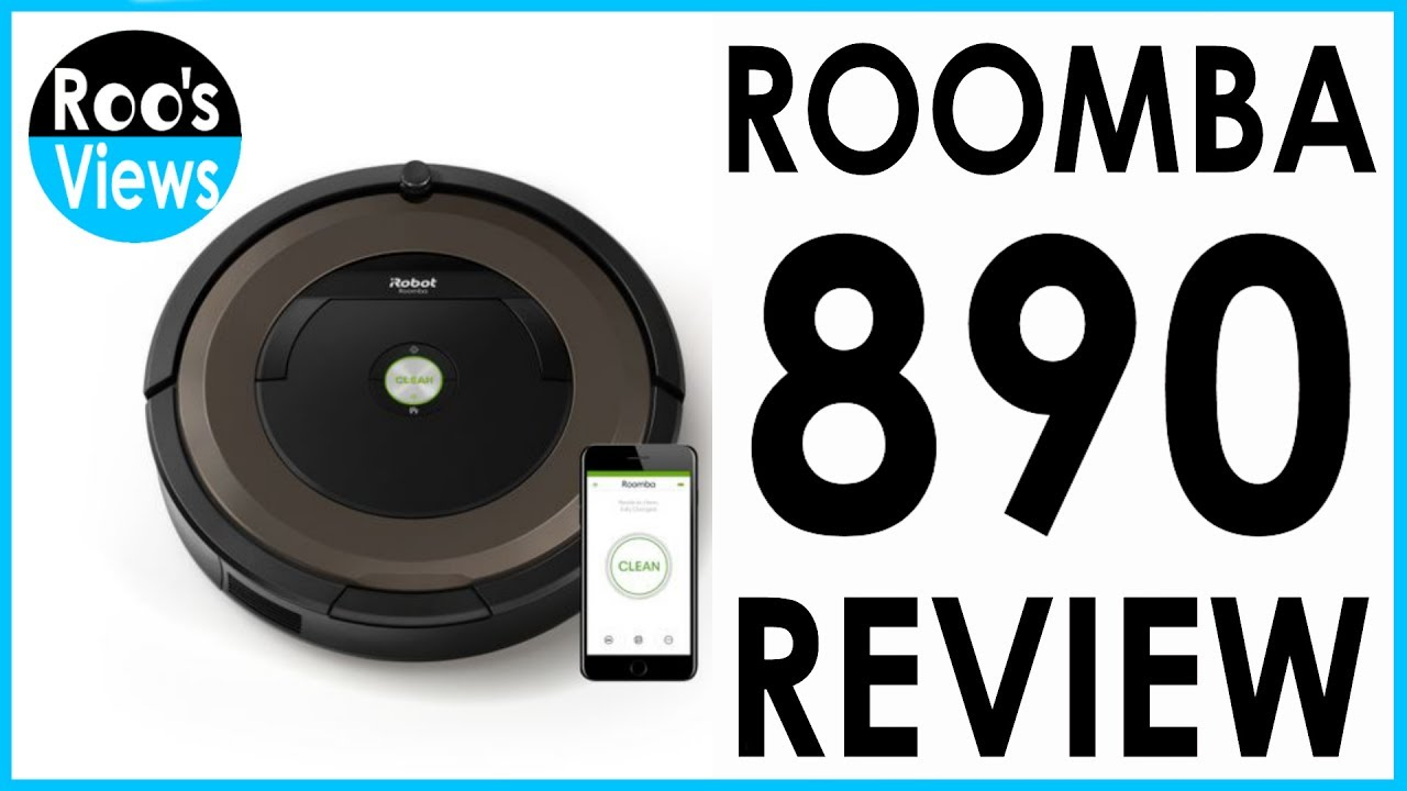 roomba 890 robot vacuum review does it suck - Roomba Vacuum Reviews