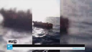 مهاجر يصور مراحل رحلته المحفوفة بالمخاطر نحو أوروبا!!