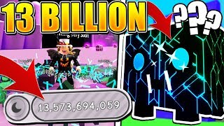 SECRET PET GIVES 13 BILLION MOON COINS IN PET SIMULATOR! - Roblox