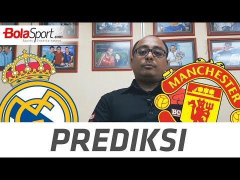 Prediksi Piala Super Eropa 2017 Real Madrid vs Manchester United, Rabu (9/8/2017) Pukul 01.45 WIB