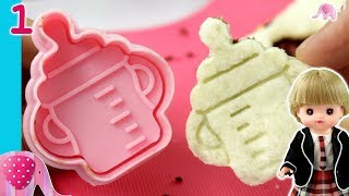 #1 Roti Bentuk Botol Susu Bayi Lucu - Bekal Anak - Lunchbox - GoDuplo TV