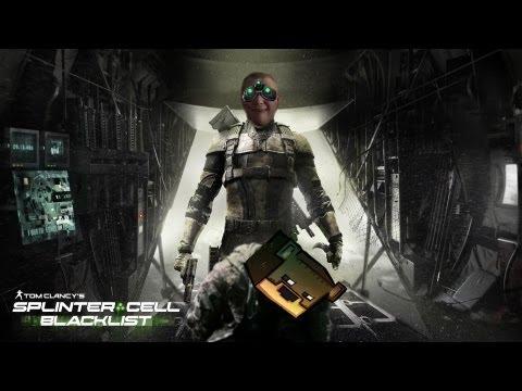 Splinter Cell: Blacklist Shenanigans /w Tedizrul