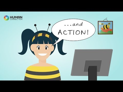 "Human Connection in 2 Minutes: ""To Bee Or Not To Bee"" 