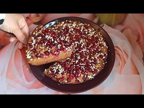 Гречневый пирог в мультиварке без муки