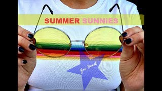 Sunnies You NEED for Summer 2017! | DaniSmithStyle