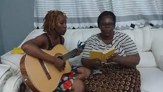 Jesu Unangisyege | Yesu Nikaribishe | performed with my Mom ❤