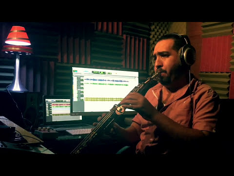 Saxphone Alone - kenny G Cover by Ahmed Roshdy