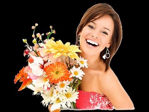 Дарите женщинам цветы валерий юг