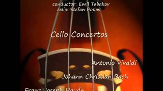 Johann Christian Bach: Cello Concerto in C minor: 1. Allegro molto ma maestoso