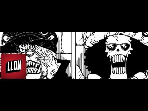 """One Piece Chapitre 846 - Reaction Live : """"Brook porte ses corones ! Même si il n'en a pas..."""""""