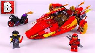 LEGO Ninjago 70638 Katana V11! | Unbox Build Time Lapse Review