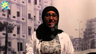 بالفيديو هدي حجاب  احد ابطال عمارة السكاكيني نتمني ان يسمح لنا وزير الثقافة ان يفتح مسارح الدولة للش