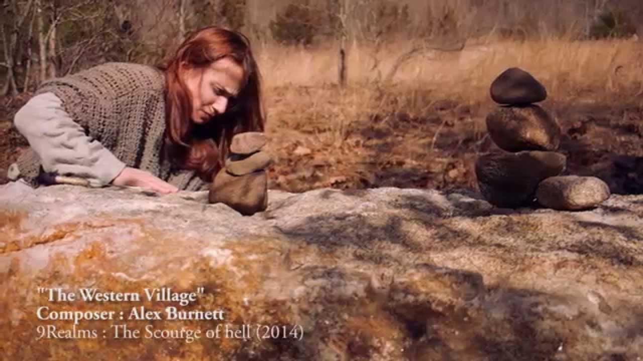 "Download 9Realms Soundtrack - ""The Western Village"" - Alex Burnett"