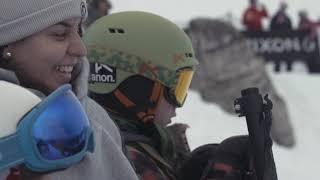 SuddenRush Banked Slalom LAAX 2019 Wrap Up
