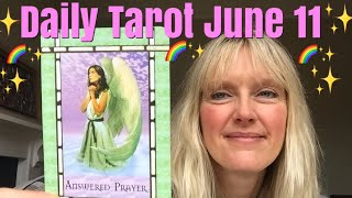 Daily Tarot June 11, 2018 ~ Keep on Keeping on