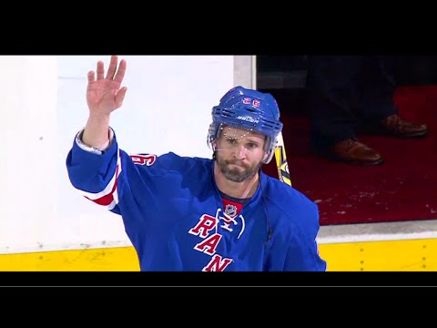 'Thank You Marty' | Martin St. Louis NYR Tribute (HD)