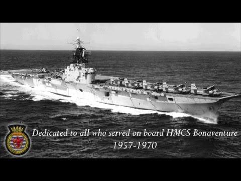 HMCS Bonaventure - Canada's Last Aircraft Carrier