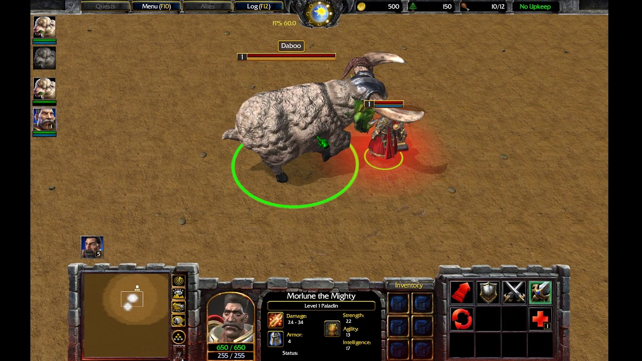 Warcraft Iii Beta Custom Model Support Youtube