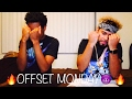 Offset - Monday (Official audio) REACTION ((FVO))