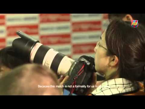 Documentary   FC Barcelona in FIFA Club World Cup Japan 2015