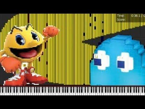 Light MIDI - PAC-MAN Theme