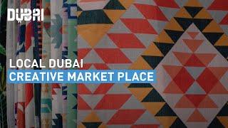 Little Majlis | Creative Market Place | #MyDubai