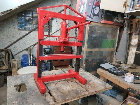 DIY Hydraulic Press
