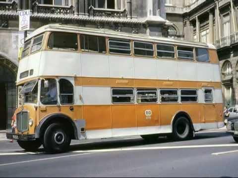 Carris Lisbon 1986 Tram & Bus