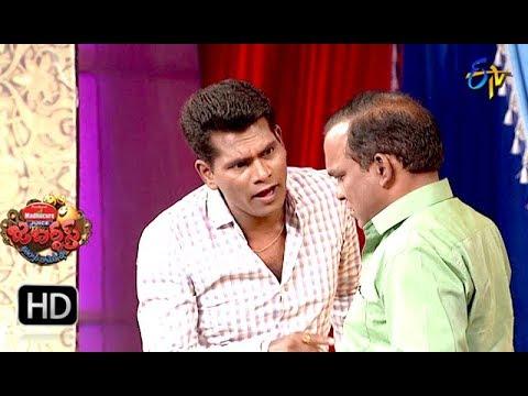 Chammak Chandra Performance |  Jabardasth | 1st November 2018 | ETV Telugu