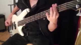 Slipknot-Eyeless - Bass cover