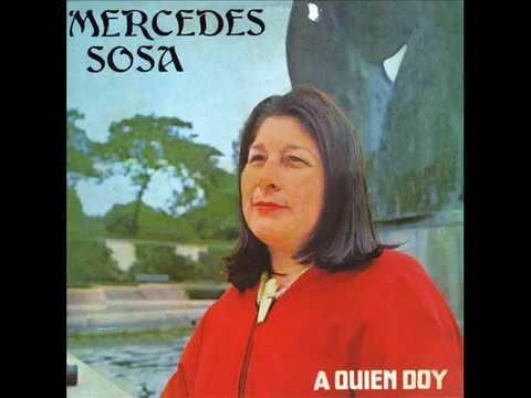 Gente Humilde - Mercedes Sosa
