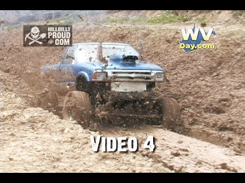 Deep Pit #4 HDMP Mud Bog Ohio May 4 2014