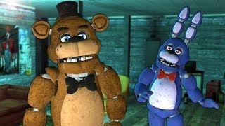 Freddy & Bonnie are BAD at Hide and Seek in Gmod! - Garry's Mod Multiplayer